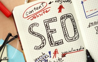 SEO strategy for web content
