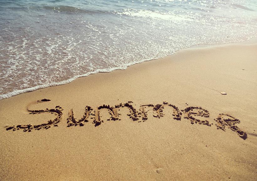 Seasonal marketing for the summer