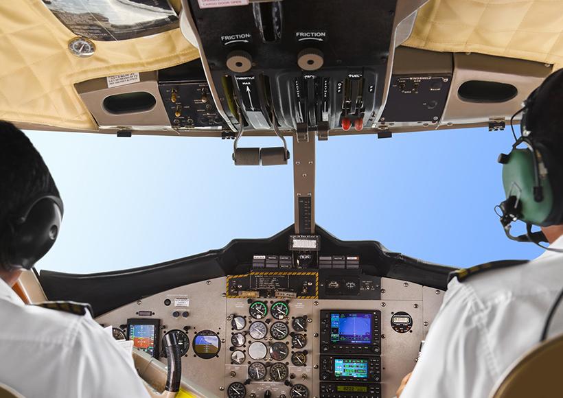 Piloting the social scene